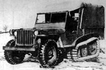 Проекты американцев на базе Jeep Willys 1942-1945 года Jeepspecial2