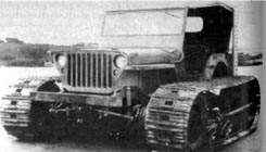 Проекты американцев на базе Jeep Willys 1942-1945 года Jeepspecial3