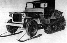Проекты американцев на базе Jeep Willys 1942-1945 года Jeepspecial4