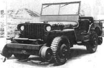 Проекты американцев на базе Jeep Willys 1942-1945 года Jeepspecial5